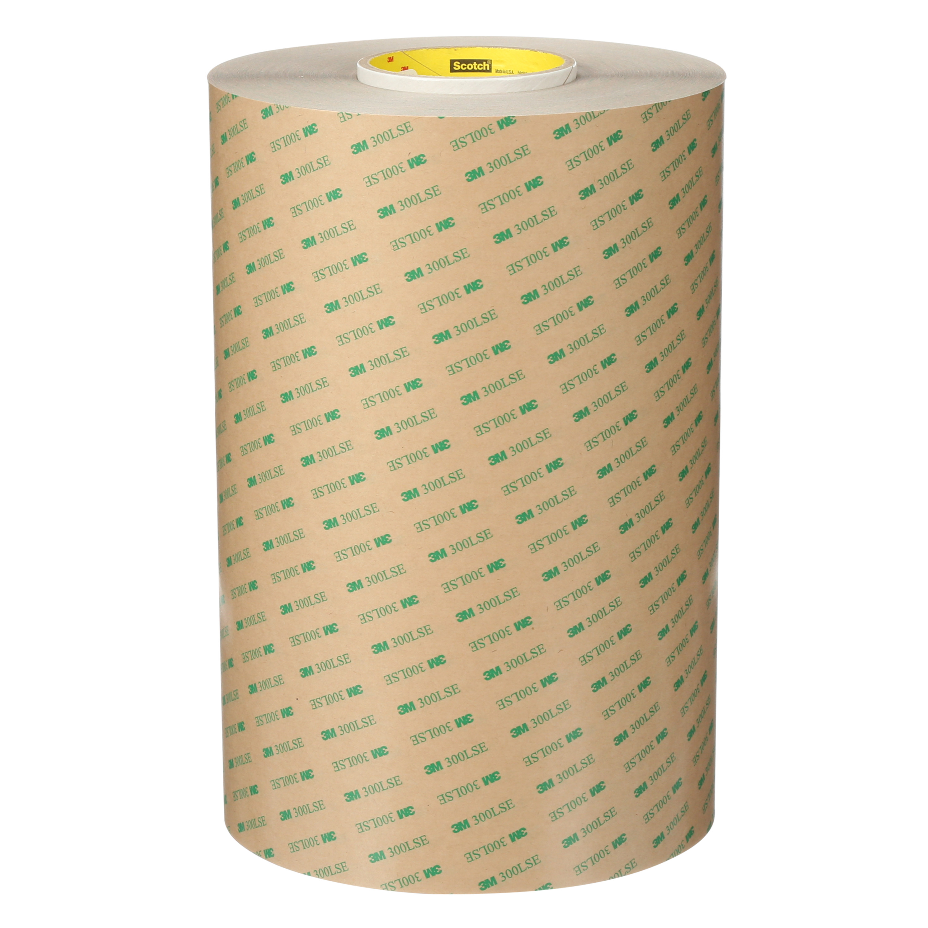 3M™ Adhesive Transfer Tape Double Linered 8132LE, Clear, 2 mil, Roll, Config