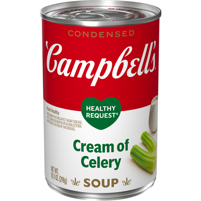 Healthy Request®Cream of Celery Soup