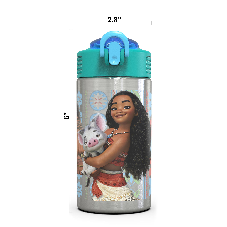Disney 15.5 ounce Water Bottle, Moana slideshow image 5