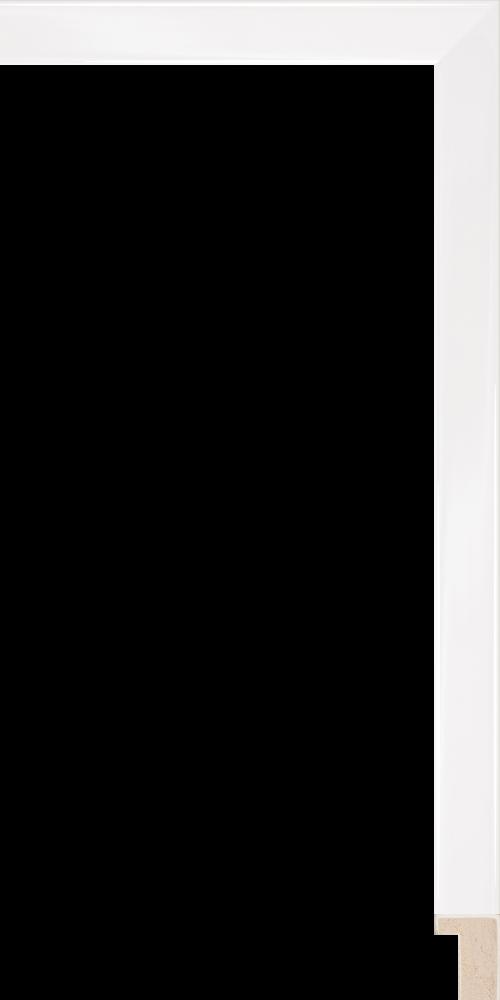 Bauhaus White 3/4