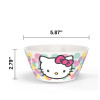 Sanrio Dinnerware Set, Hello Kitty, 2-piece set slideshow image 4