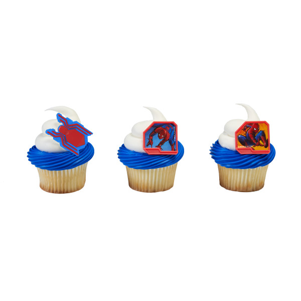 Marvel's Spider-Man™ Homecoming Cupcake Rings