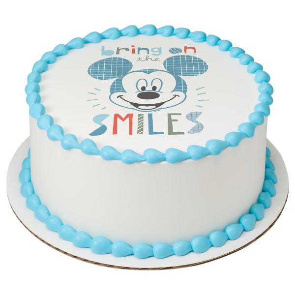 Disney Baby Baby Mickey PhotoCake® Edible Image®