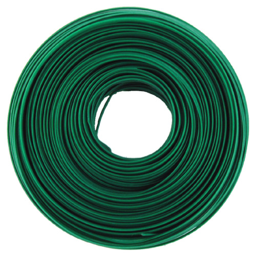 OOK Green Enameled Floral Wire #24 x 100'