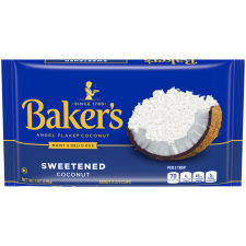 Baker's Sweetened Angel Flake Coconut, 7 oz Bag