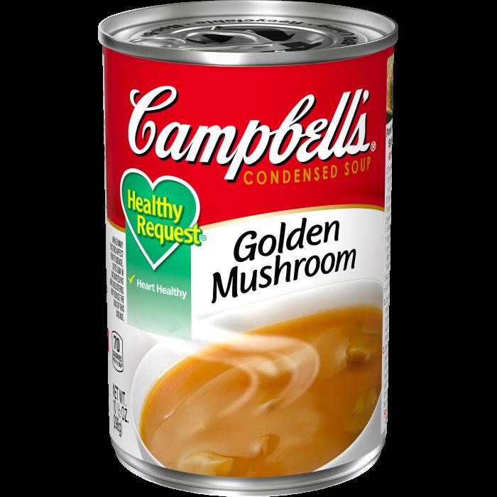 Healthy Request®Golden Mushroom Soup