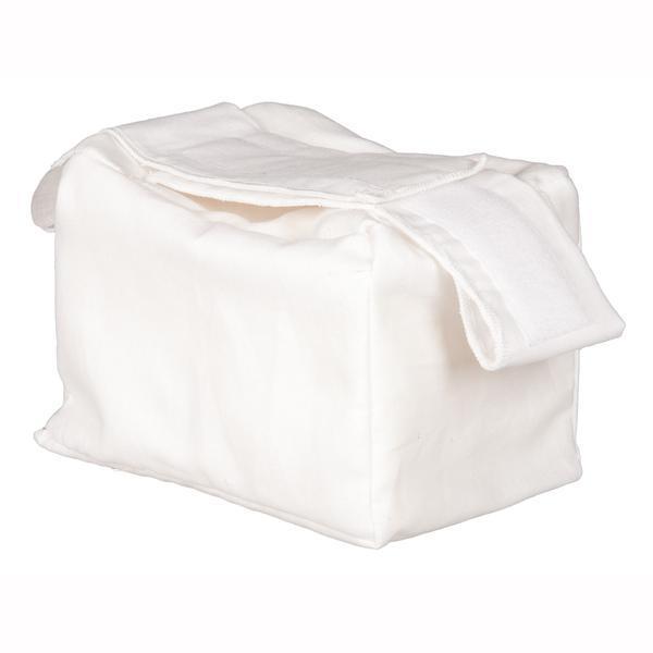 Navy Foam Ring Cushion
