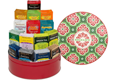 Merry and Bright Holiday Tin of Tea
