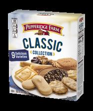 (9.4 ounces) Pepperidge Farm® Classic Favorites