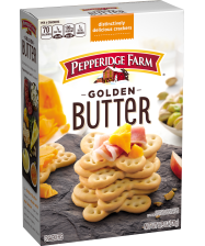 Pepperidge Farm® Golden Butter Distinctive Crackers, crushed (about 1 cup)