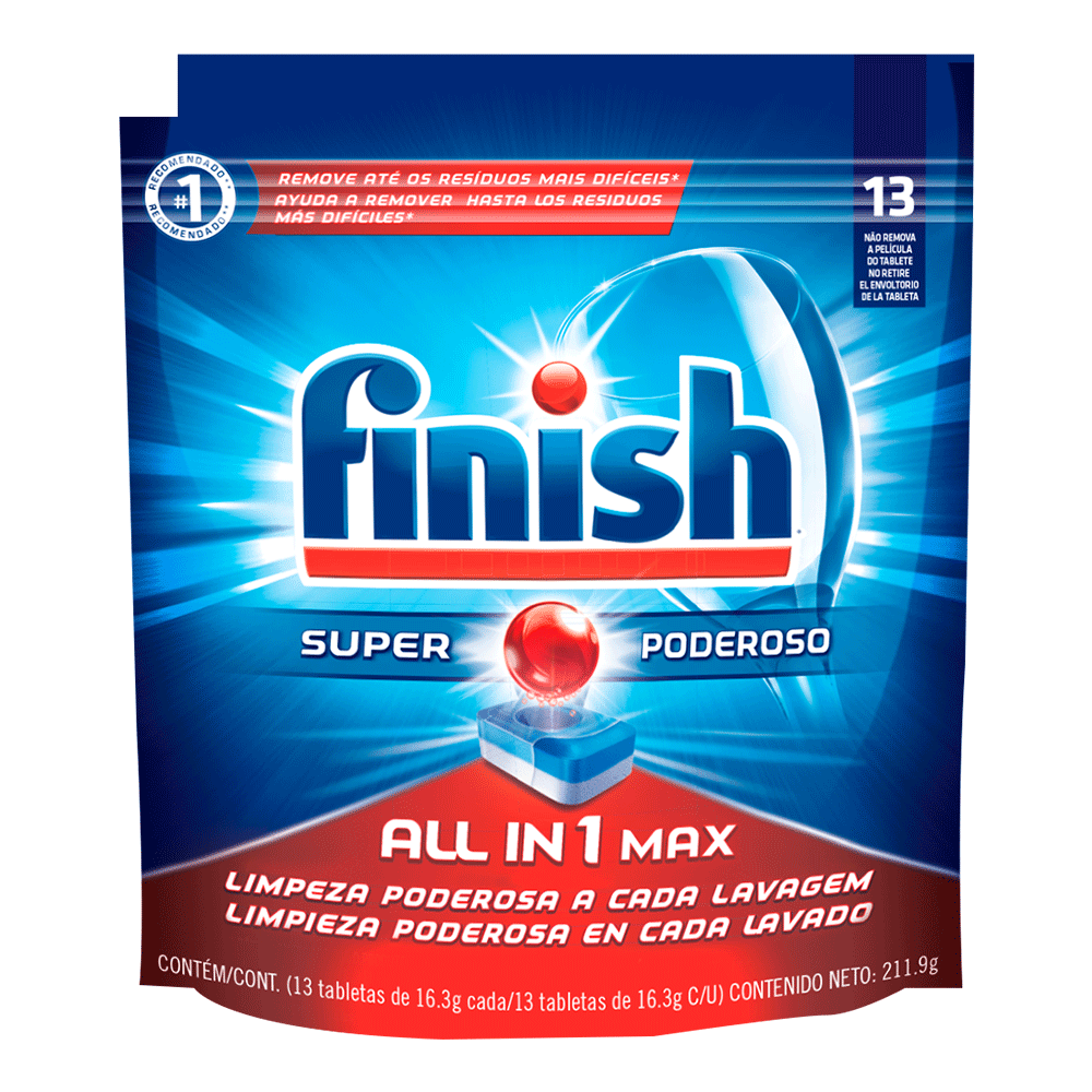 Finish® All in 1 Max