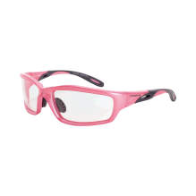 Women's Crossfire Infinity Pink Safety Eyewear