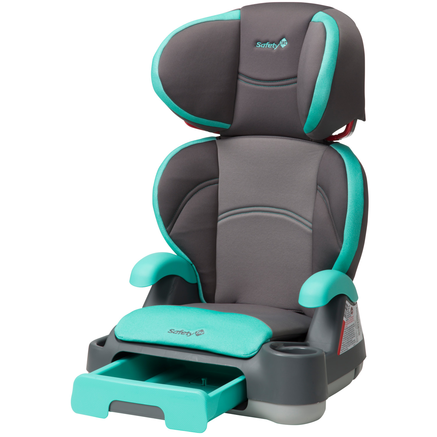 Safety 1st Store 'n Go Belt-Positioning Booster Car Seat, Ro