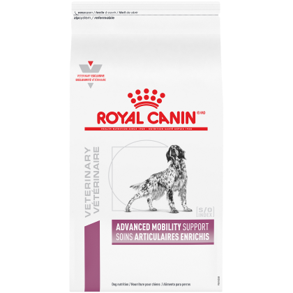 Royal Canin Veterinary Diet Canine Advanced Mobility Support Dry Dog Food