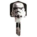 Star Wars Stormtrooper Key Blank