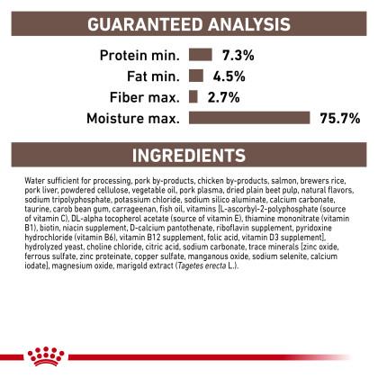 Canine Gastrointestinal Loaf Canned Dog Food - Formerly Gastrointestinal High Energy