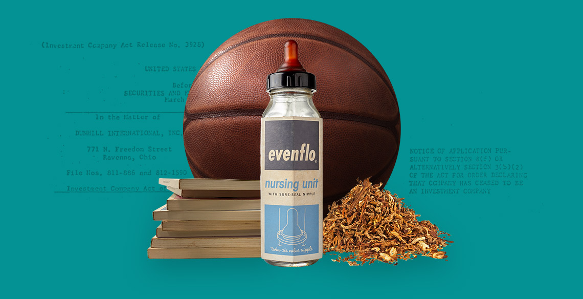 Evenflo and Spalding Companies