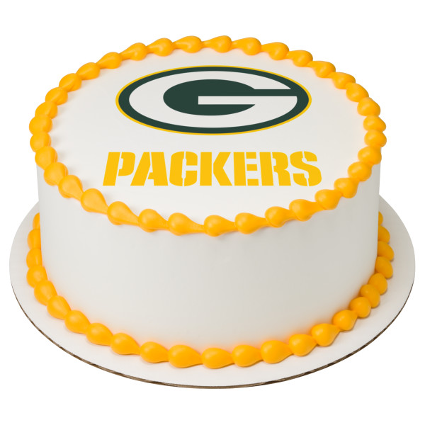 NFL Green Bay Packers Edible Image®