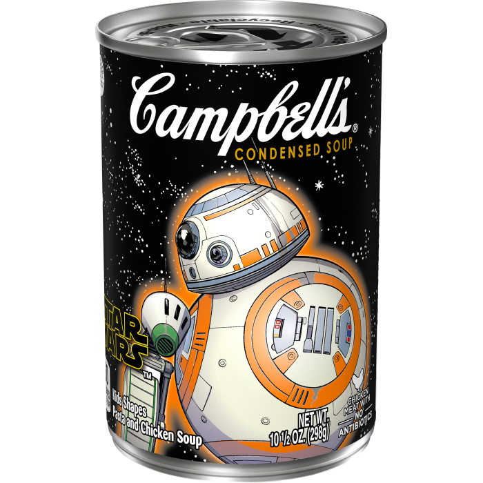 Star Wars Soup