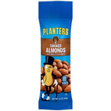 Planters Smoked Almonds 1.5 oz Bag