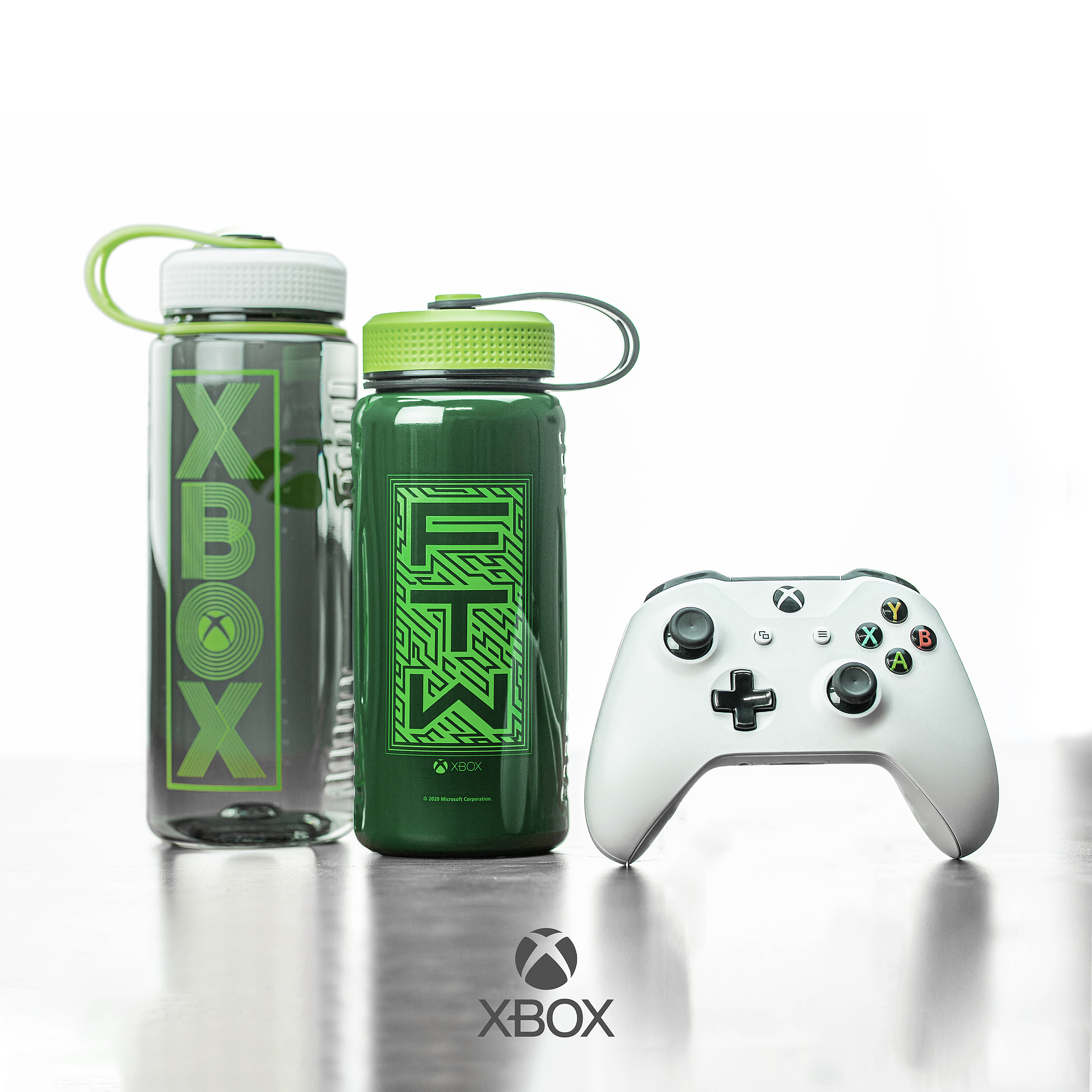 Xbox 24 ounce Stainless Steel Insulated Water Bottle, For the Win slideshow image 9