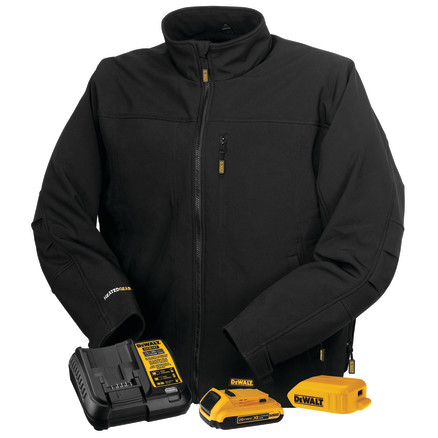 DEWALT® Unisex Heated Soft Shell Jacket