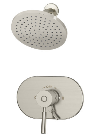 Sereno Shower Trim