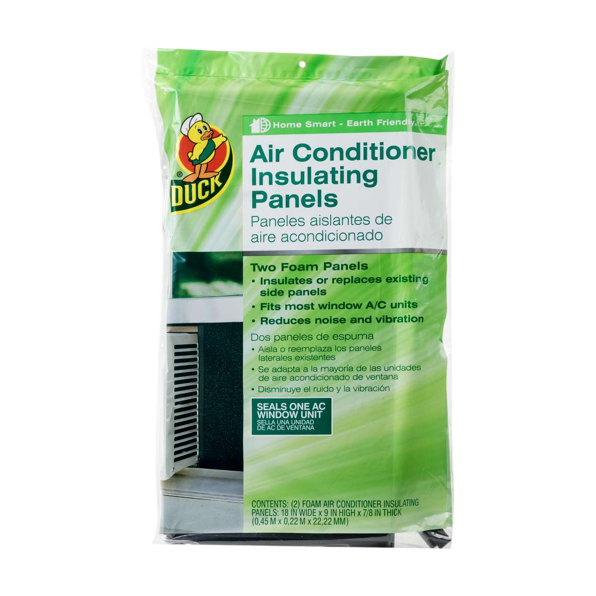 Air Conditioner Insulating Panels