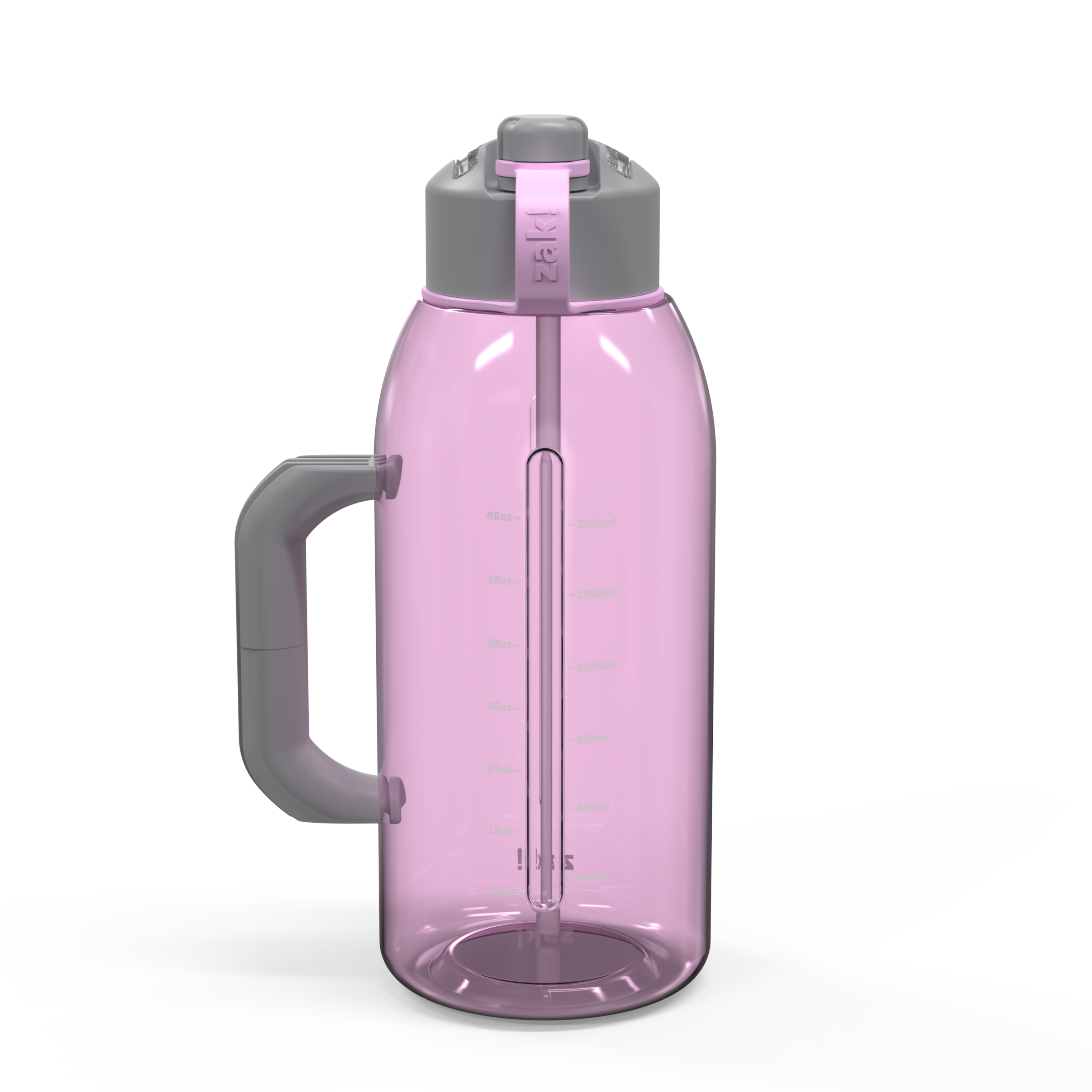 Genesis 64 ounce Water Bottle, Lilac slideshow image 9