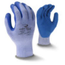Radians RWG16 Crinkle Latex Palm Coated Glove