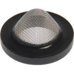 "#60 Stainless Mesh Filter Washer (1"" Diameter)"