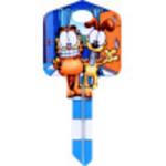 Garfield & Odie Key Blank
