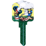 Great Outdoors- Grill Master Key Blank