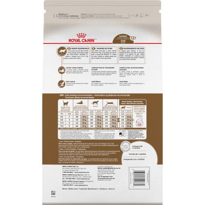 Royal Canin Feline Health Nutrition Aging Spayed / Neutered 12+ Dry Cat Food