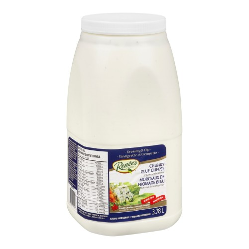 RENÉE'S Blue Cheese Chunky Dressing 3.78L 2