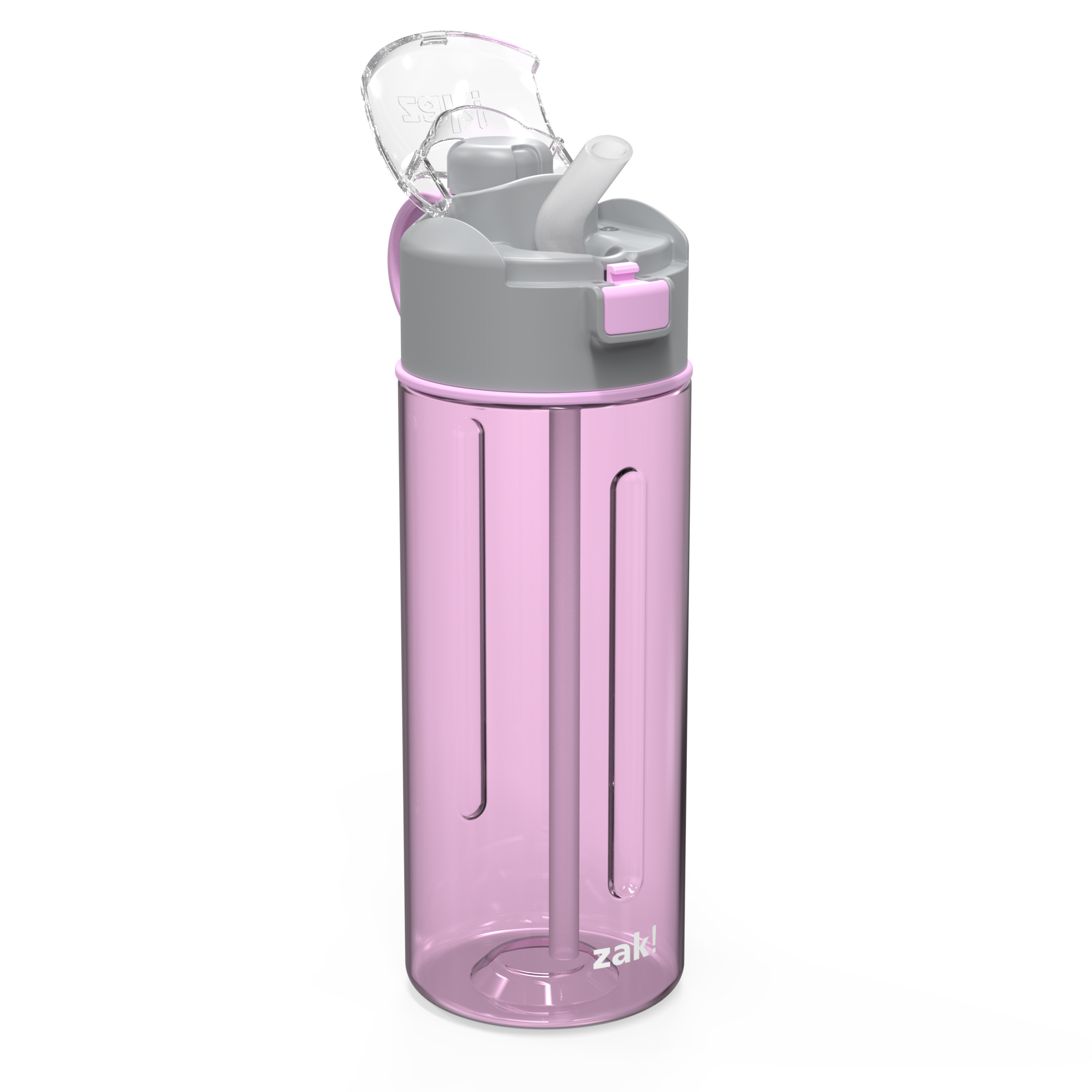 Genesis 24 ounce Water Bottle, Lilac slideshow image 2