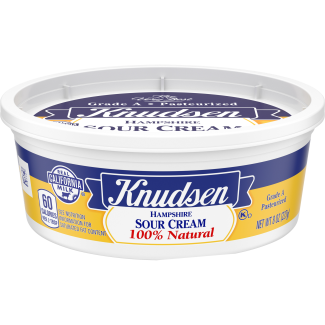 Knudsen - Sour Cream - 100% Natural
