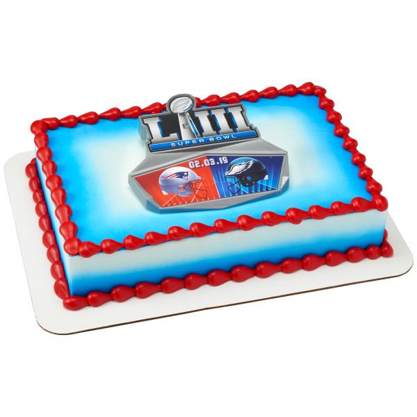 NFL SB LIII-TROPHY-QTM LAYON Layon