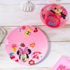 Disney Plate, Bowl and Tumbler Set, Minnie Mouse, 3-piece set slideshow image 4