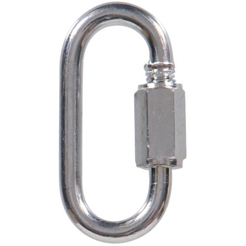 Hardware Essentials Zinc Quick Snap Safety Link 1/8