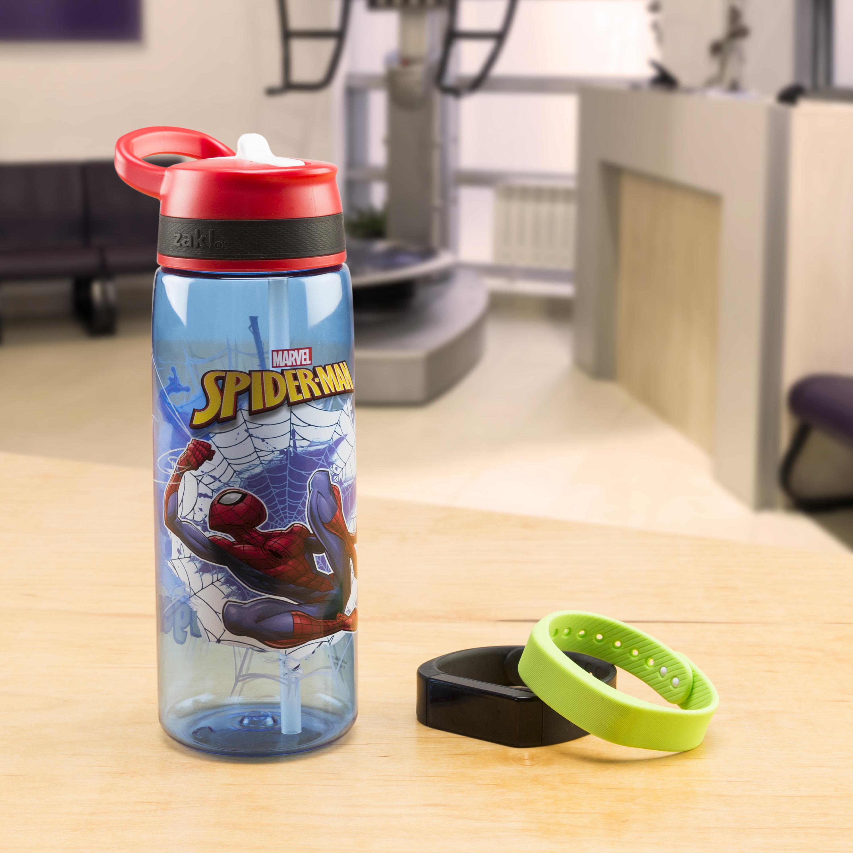 Marvel Comics 25 ounce Water Bottle, Spider-Man slideshow image 3