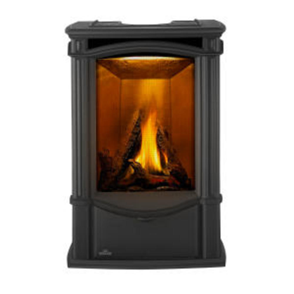 Click to view Castlemore™ Direct Vent Gas Stove