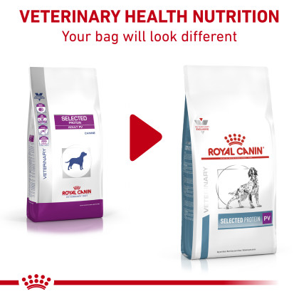 Royal Canin Veterinary Diet Canine Selected Protein PV Dry Dog Food