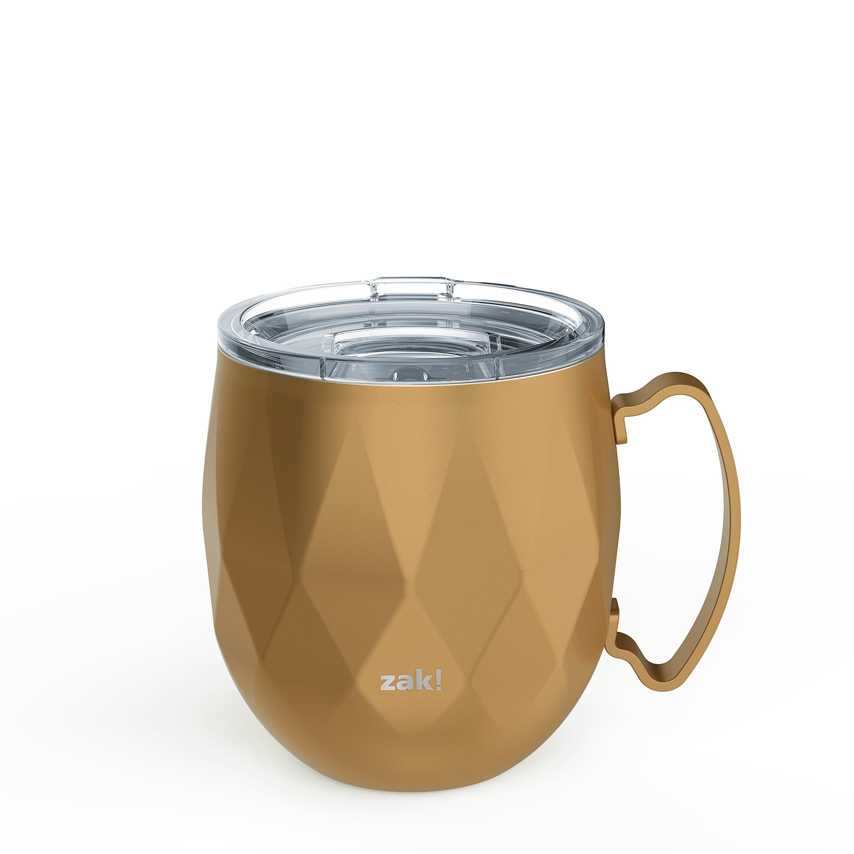 Fractal 19 ounce Mule Mug, Copper image