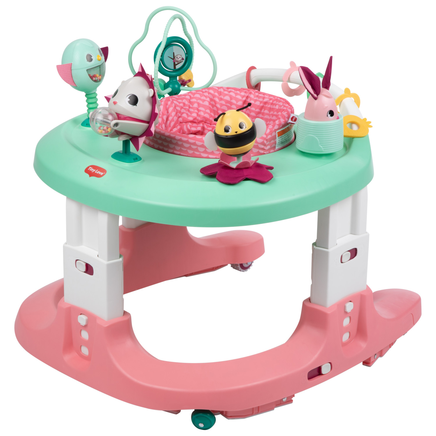 Tiny Love 4-in-1 Here I Grow Baby Walker and Mobile Activity