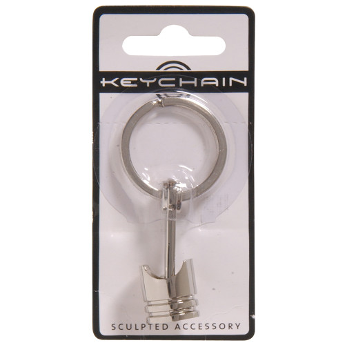 Piston Key Chain