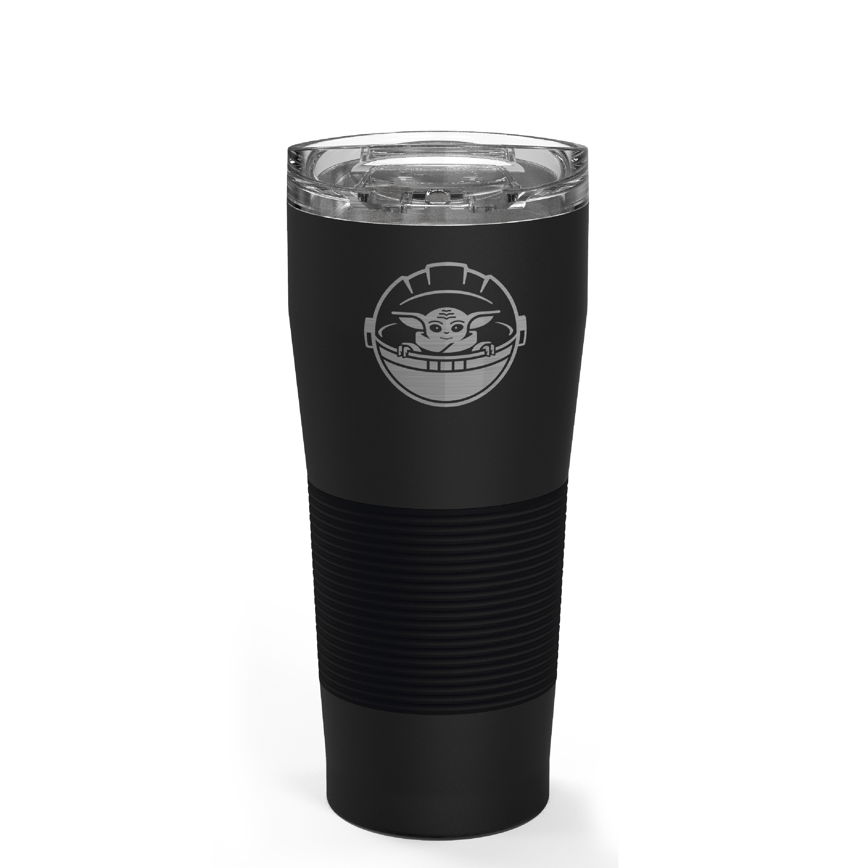 Star Wars: The Mandalorian 28 ounce Vacuum Insulated Stainless Steel Tumbler, The Child slideshow image 1