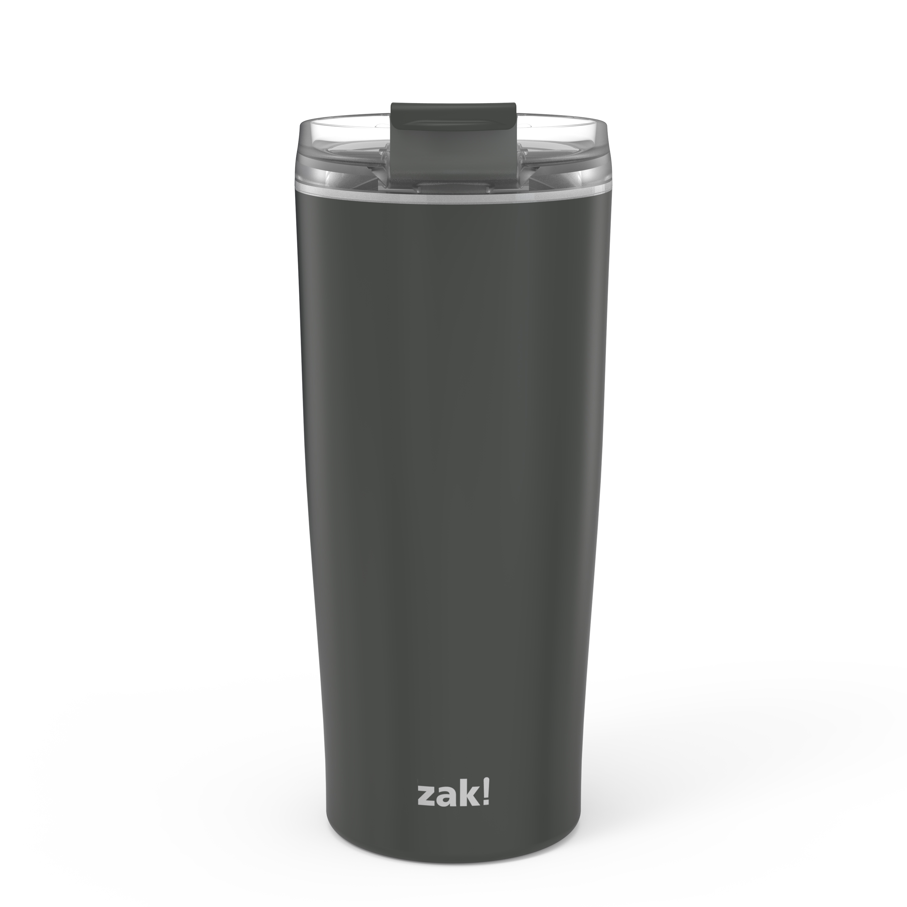 Aberdeen 20 ounce Vacuum Insulated Stainless Steel Tumbler, Charcoal slideshow image 1