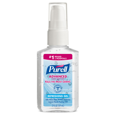 PURELL® Advanced Hand Sanitizer Gel