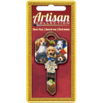 Artisan Puppies Key Blank